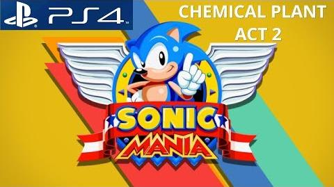SM Chemical Plant Zone Act 2 Gameplay PS4 1080P