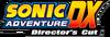 SonicAdventureDXLogo.png
