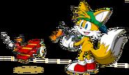 Tails Channel art 4
