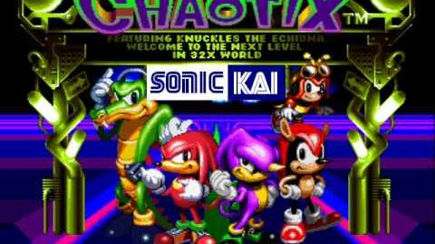 Knuckles'_Chaotix_Isolated_Island