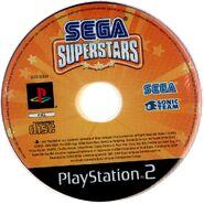 SEGA SuperStars PAL CD