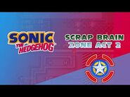 Scrap Brain Zone Act 2 - Sonic the Hedgehog