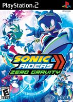 Sonic Riders Zero Gravity PS2