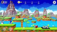 Sonic Runners Adventure screen 22