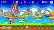 Sonic Runners Adventure screen 26