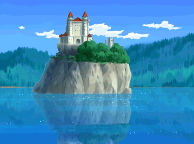 Duch ze starego zamku/Galeria