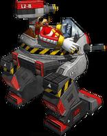 Eggmobile adventure 2 battle