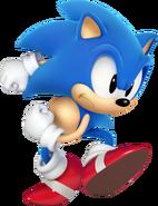 Klasyczny Sonic Generations
