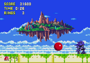 Mecha Sonic SSZ 22