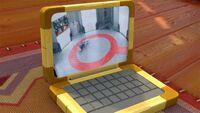 SB S1E23 Tails laptop camera