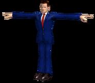 Shadow Model President