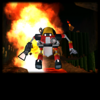 Sonic Adventure Credits (Gamma 18)