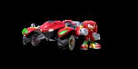Team Sonic Racing Knuckles
