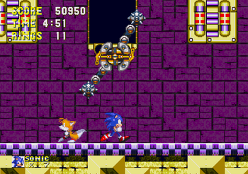 Sonic i Tails