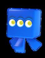Blue Wisp - Sonic Forces Artwork