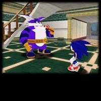 Sonic Adventure Credits (Sonic 19)