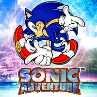 Sonic Adventure main art