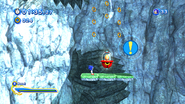 Sonic Generations Orange Wisp Capsule