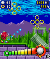Sonic the hedgehog Golf - image 4