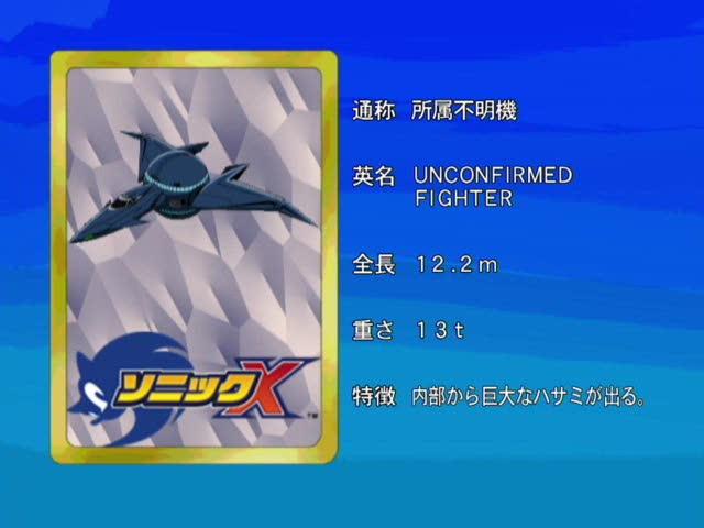 Unconfirmed Fighter