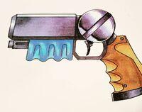Fang Design Gun