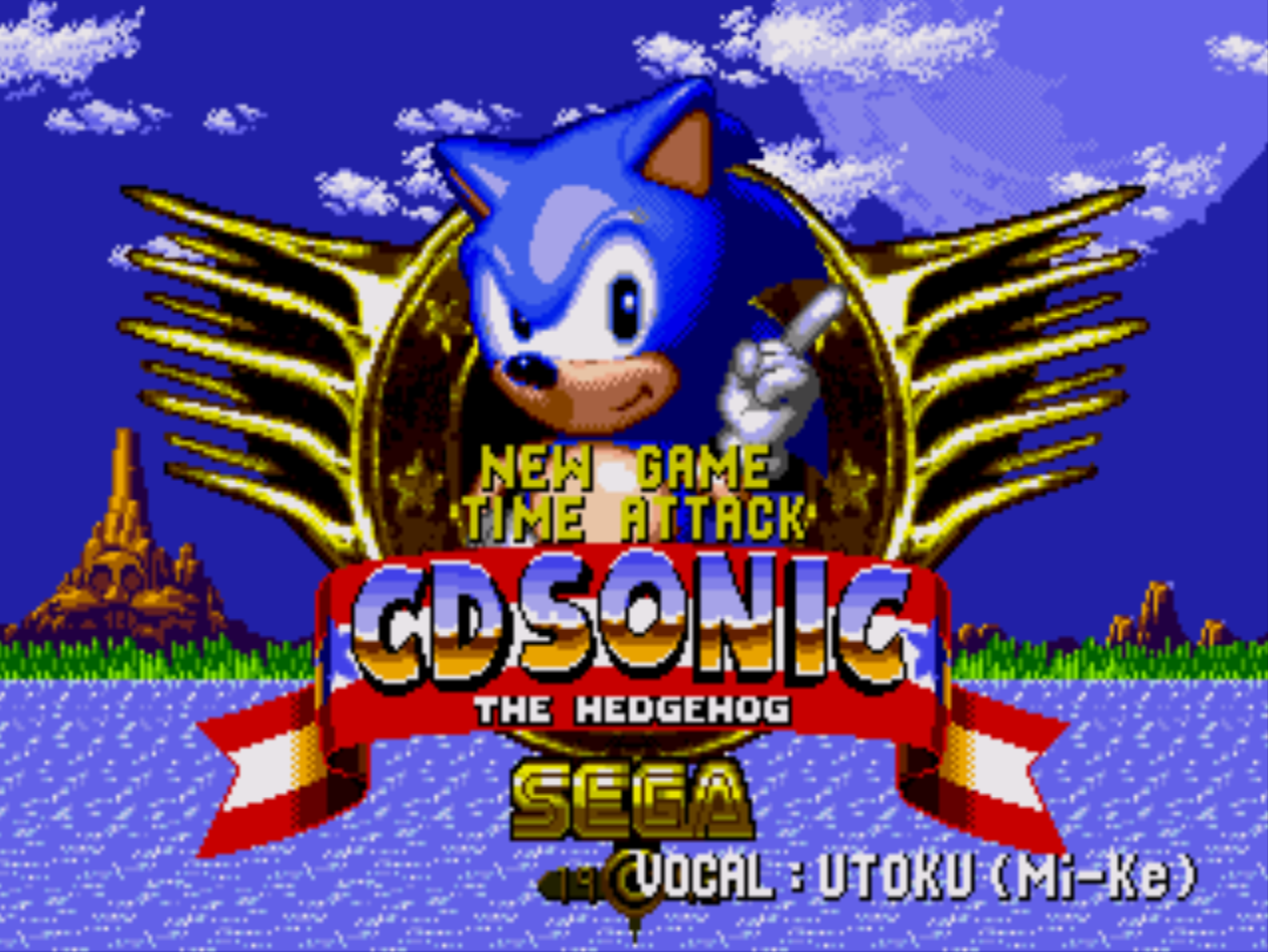 Sonic the Hedgehog CD (Прототип 510)