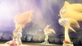 Sonic 2006 Super Sonic, Shadow, Silver (2)