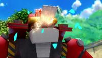 S1E41 Obliterator Bot smash