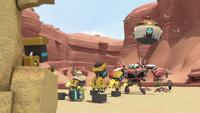 SB S1E36 Eggman purging Cubots
