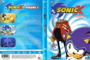 Sonic X AUS DVD 5