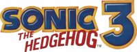 Sonic the Hedgehog 3 early US logo