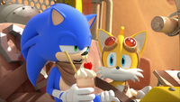 SB S1E19 Sonic Tails milkshake one