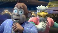 SB S1E38 Chimp Soar countdown