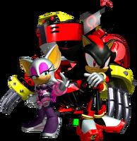 SonicHeroes TeamDark