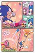 Sonic 30th One Shot preview 3