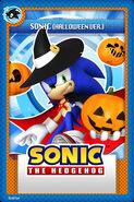 StHOTC Sonic the Hedgehog Halloween