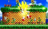 Super Sonic the Hedgehog 4