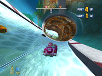 Sonic & SEGA All-Stars Racing Ocean Ruin 6