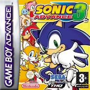 Sonic Advance 3 EU
