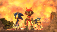 Sonic Forces custom character trailer 5
