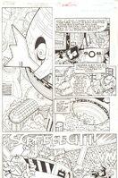 Sonic the Hedgehog -240 p.2 - Dr. Robotnik's Ship Crashes - 2012