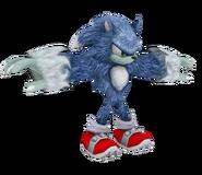 Unleashed Model Werehog PS2