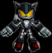 SA Unnamed Sonic robot