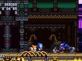 Metal Sonic Projector
