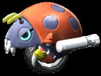 SonicColors Model MotoBug