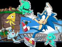 Sonic Channel 2021 09