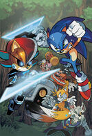 Sonic the hedgehog 238 cover by herms85-d4x75bf