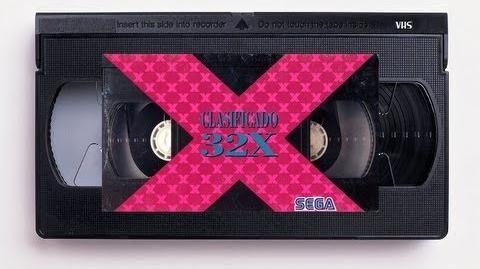 """VHS_""""Clasificado_32X""""_Completo_►"""