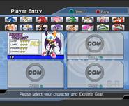 Riders Character Select 10