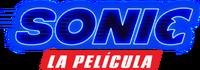 SonicMovie SpanishLogo